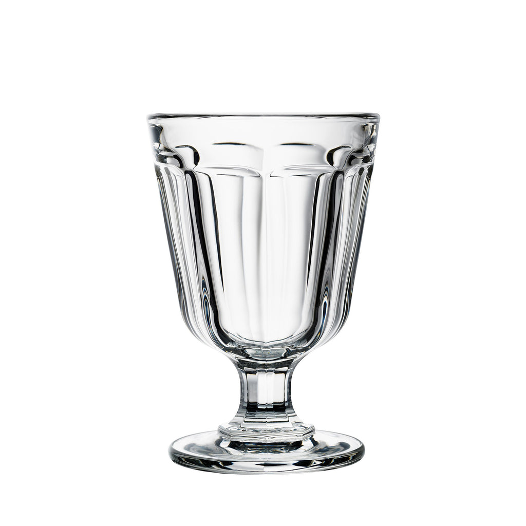 Anjou pattern wine glass