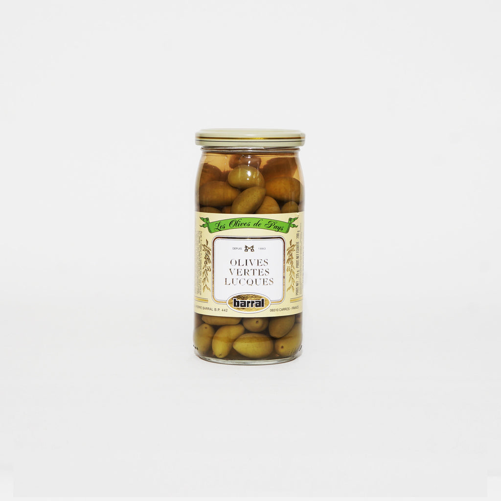 Barral Lucques Olives 200g