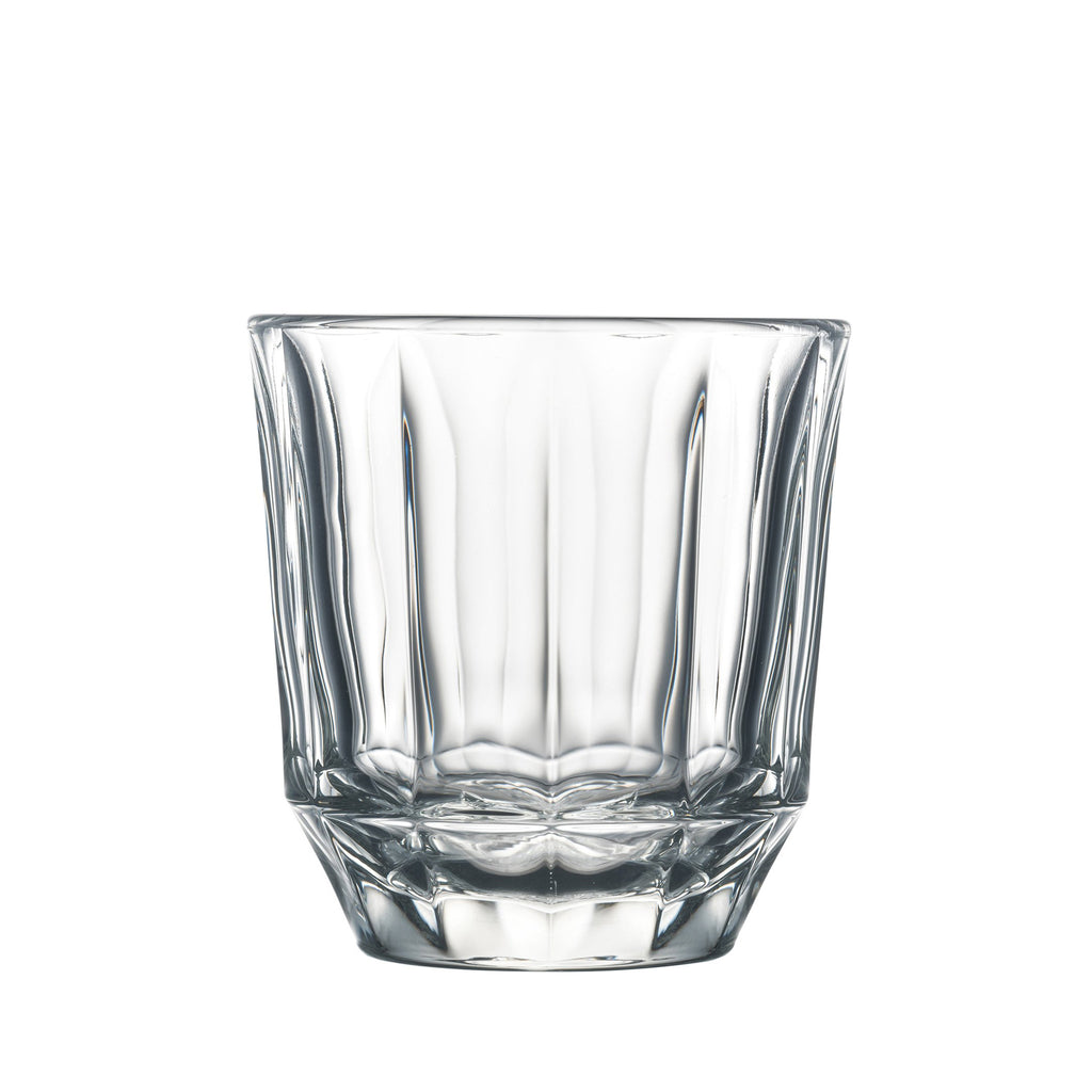 City pattern tumbler glass