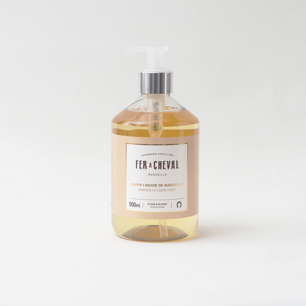Marseille olive blossom liquid soap - 500ml