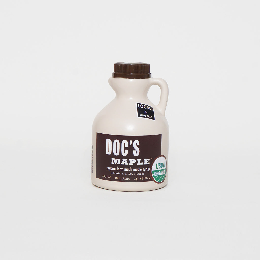 Doc's Maple Syrup Organic Grade A