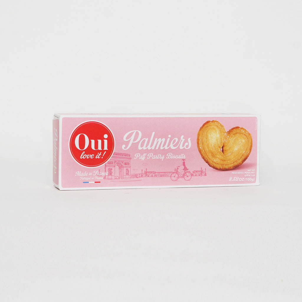 Oui love it! Palmiers