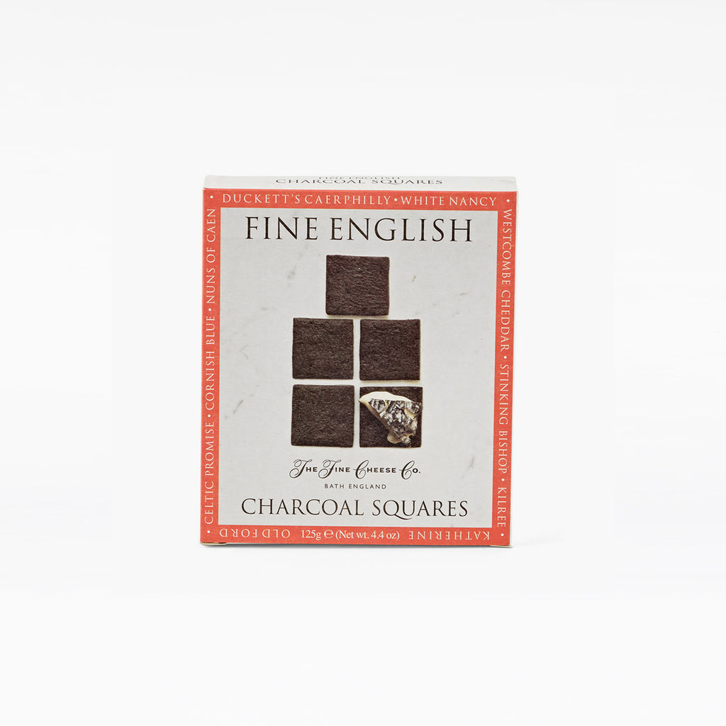 Fine English Charcoal Squares 125g