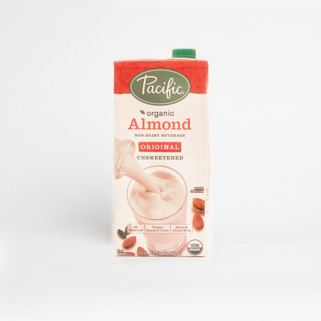 Almond Milk Unsweetened