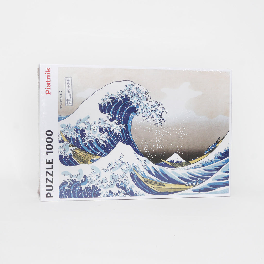 Hokusai The Wave jigsaw puzzle