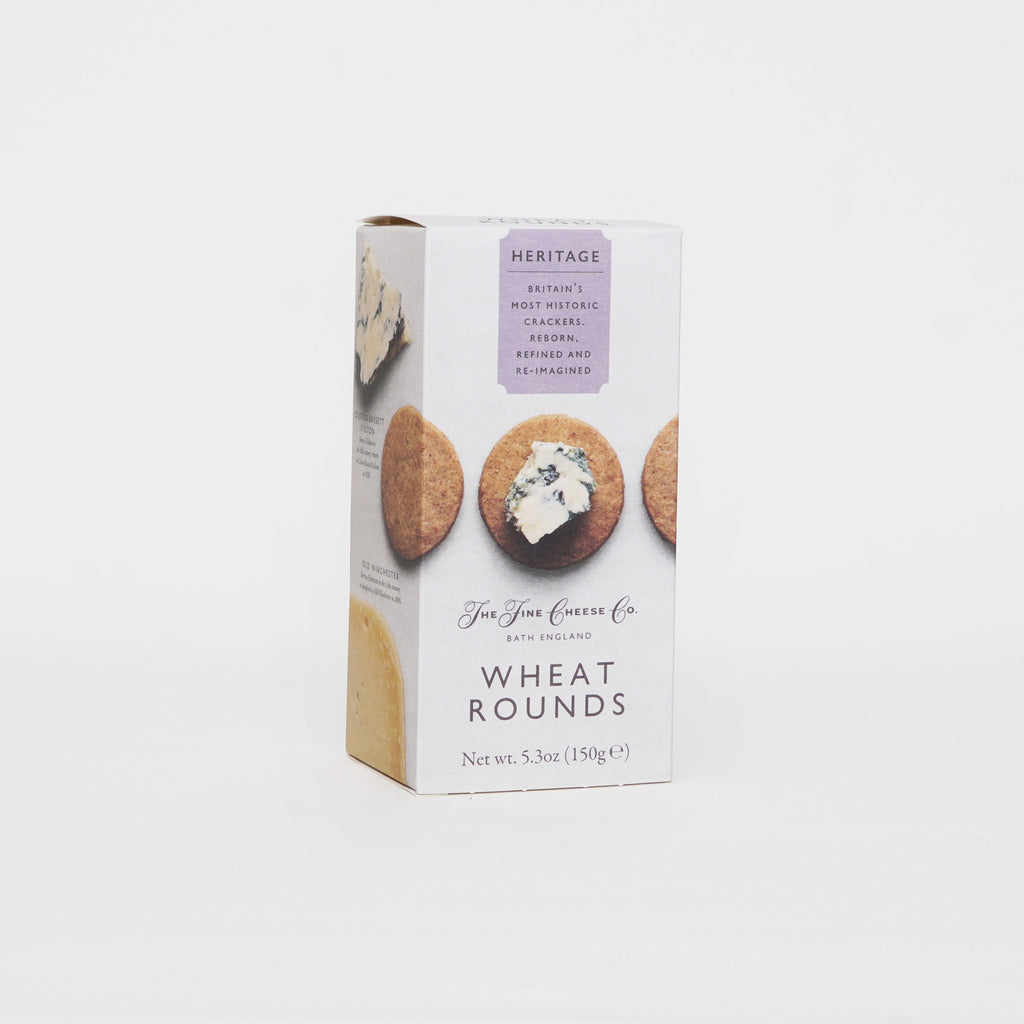 Fine Cheese Co. Wheat Rounds