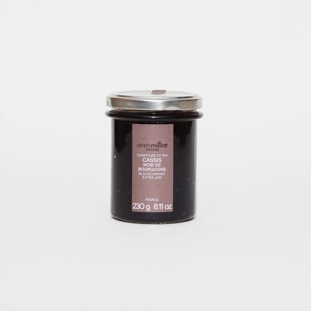 Alain Milliat Blackcurrant Extra Jam 230g