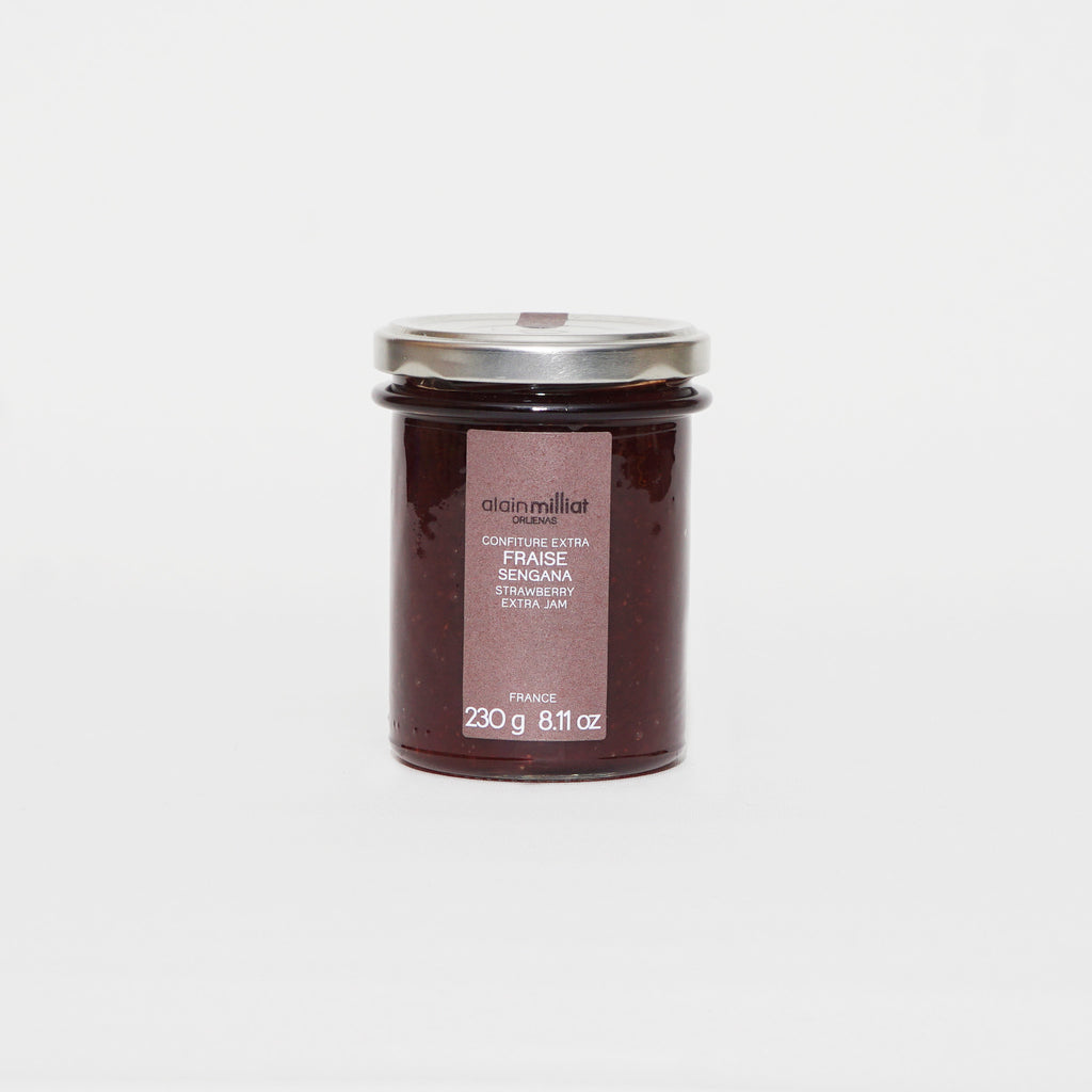 Alain Milliat Sengana Strawberry Extra Jam 230g