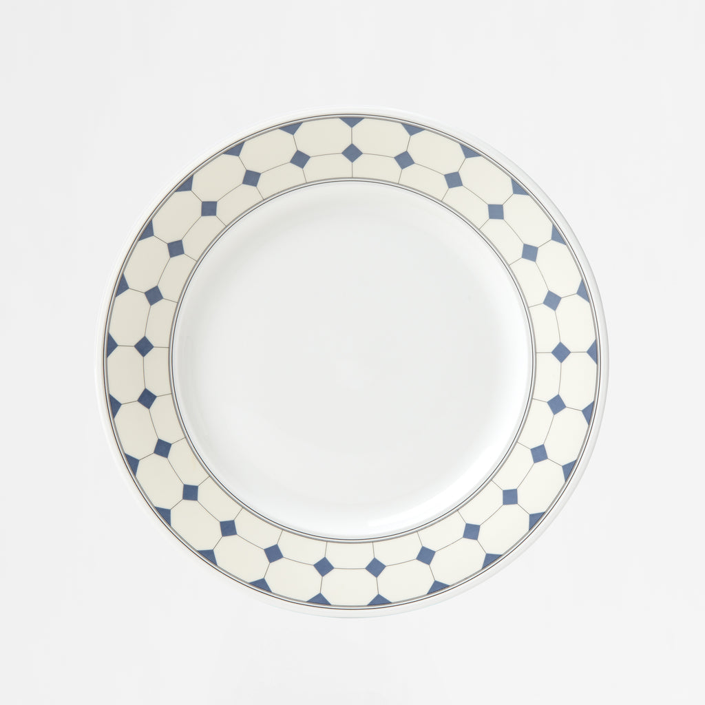 Maison Couleur Diamant N. 10 French Blue Dinner ware