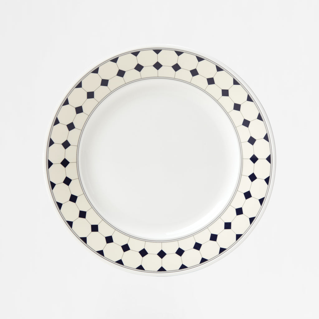 Maison Couleur Diamant N. 10 Indigo Dinnerware Set