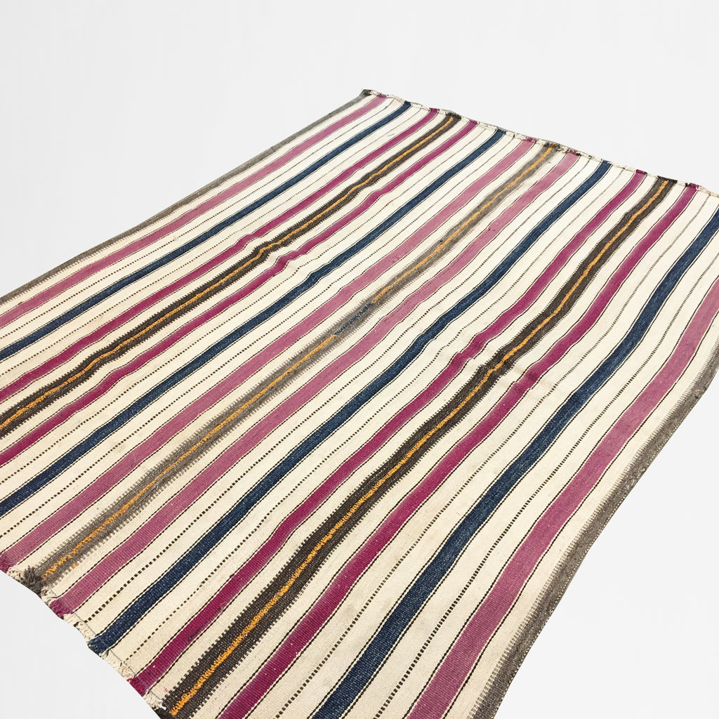 Striped Flatwoven Rug