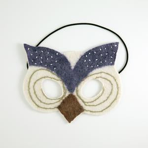 Hand Felted Animal Mask