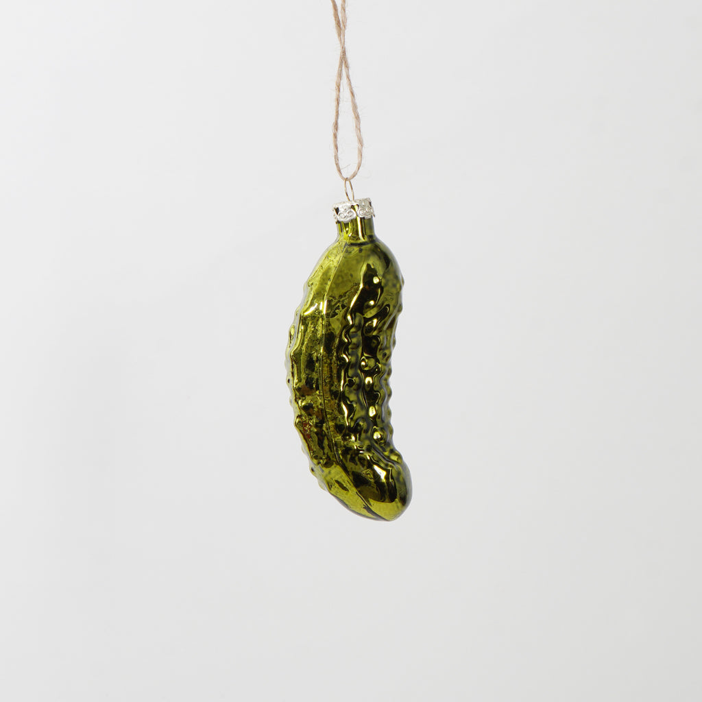 Pickle ornament