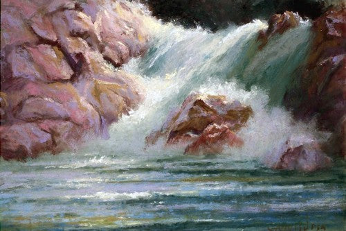 Rocks and Rapids