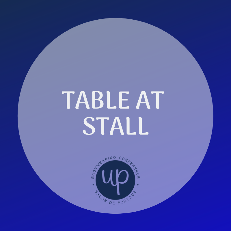 Table at stall