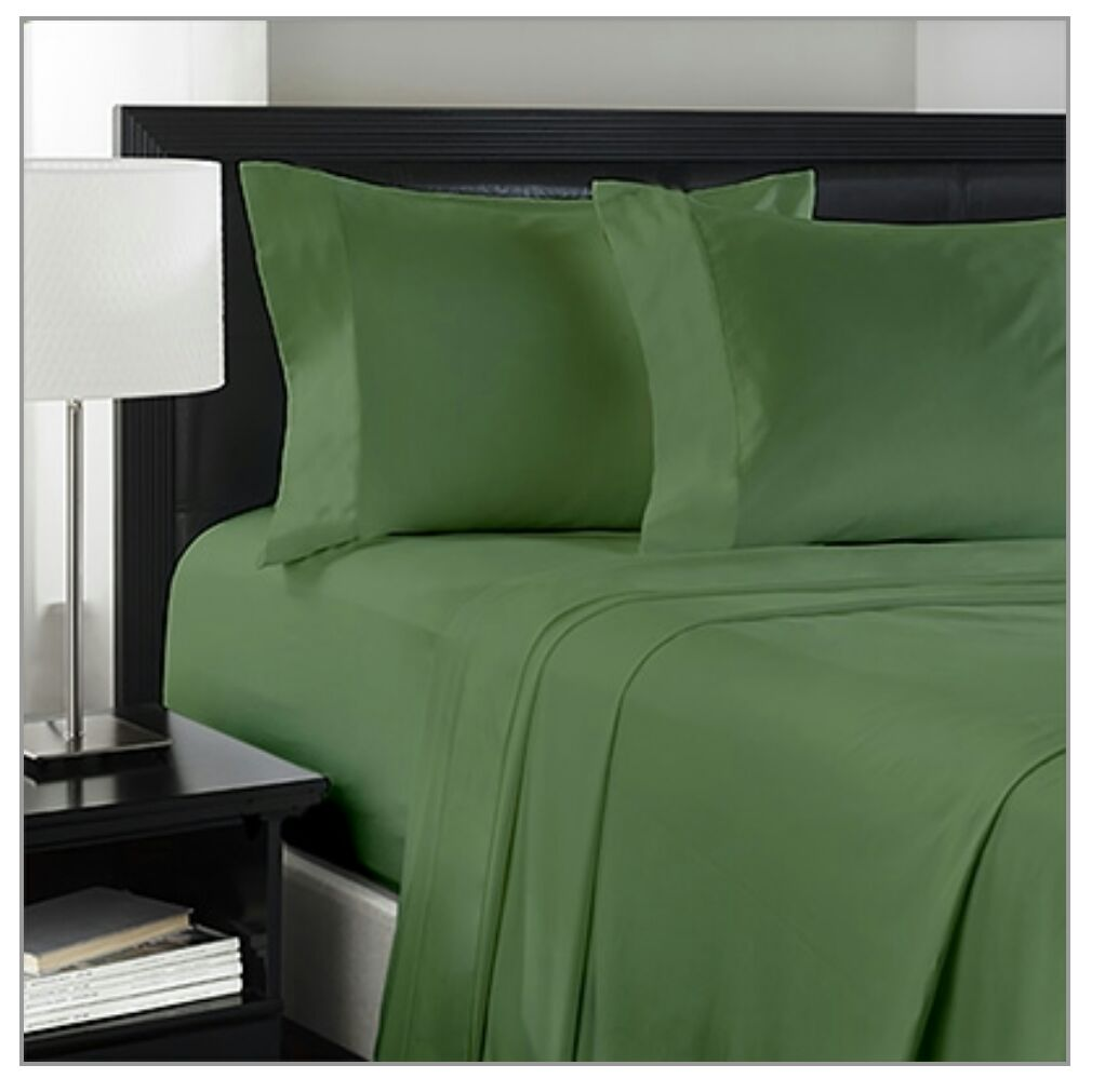 Bamboo Cool Comfort 1800 Series Extra Soft 4pc Sheet Set Royal