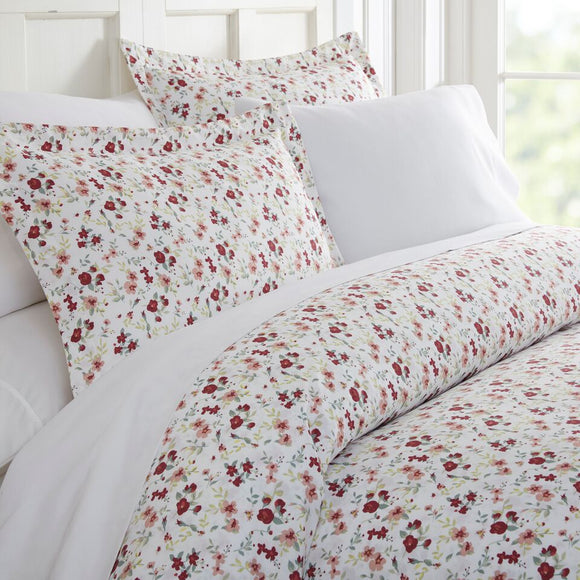 Blossoms Duvet Cover Set 3pc