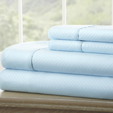 Chevron Sheet Set 4pc