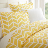 Arrow Duvet Cover Set 3pc