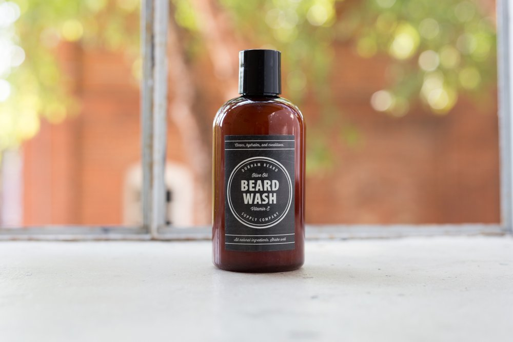 Beard Cleansing Wash - 4oz