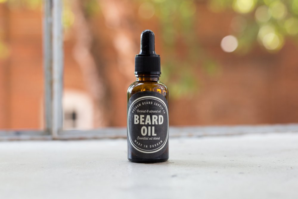 Beard Moisturizing Oil - 1oz