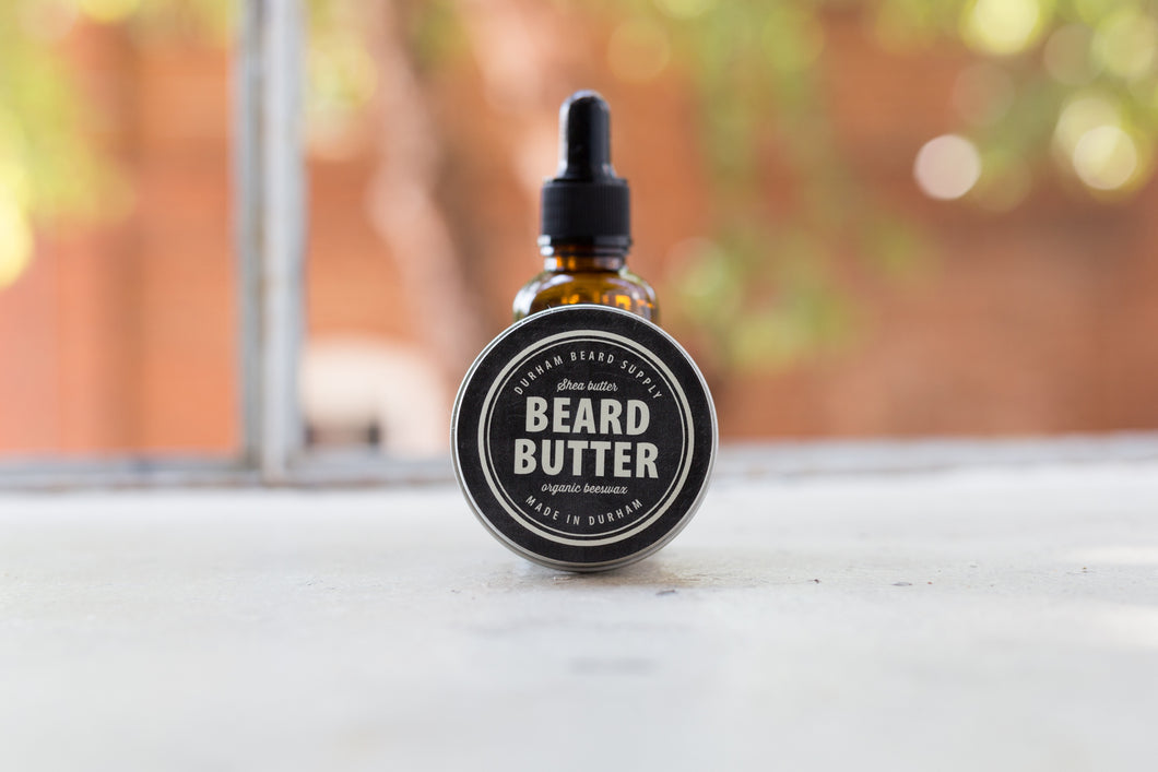 Beard Softening Balm - 2oz