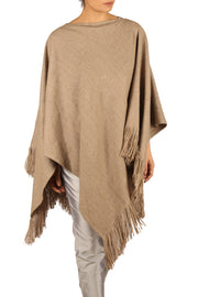 Diamond Natural Cashmere Cape