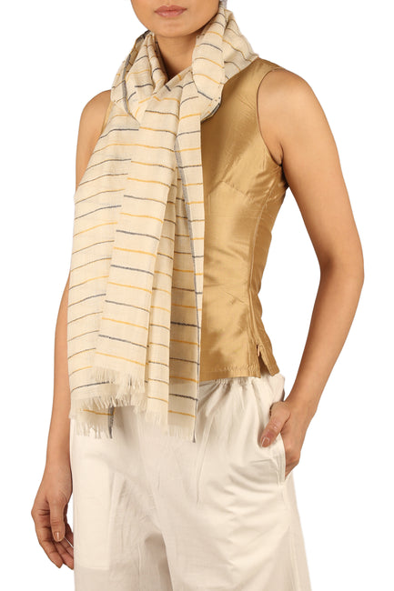 Sikander Cashmere Stole