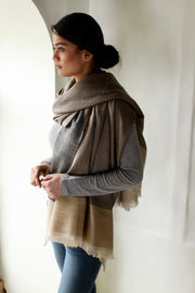 Solution Cashmere Shawl