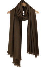 Frequency Cashmere Stole