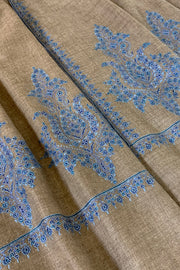 Heer Hand Embroidered Cashmere Shawl