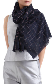 piazza-pencil-hand-woven-cashmere-scarf-kashmir-loom