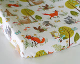 Forest Fellows Changing Pad Cover