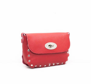 New Sia Clutch / Crossbody Bag - Red