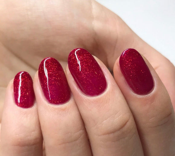 A Shellac Manicure Gift Voucher