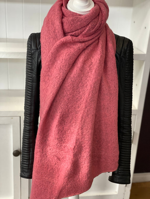 New The Mia Scarf - Rose Pink