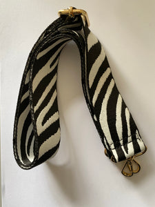 New Season Zebra Design Bag Strap