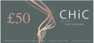 £50 Gift Voucher - Chic Accessory