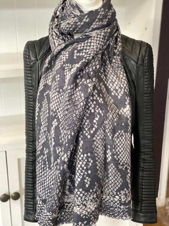 New Emma Scarf - Grey