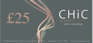 £25 Chic Gift Voucher - Chic Accessory