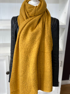 New The Mia Scarf - Mustard