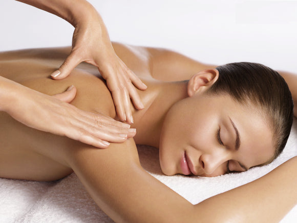 A Back, Neck and Shoulder Massage (45 minutes) Gift Voucher
