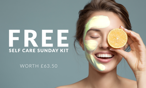 FREE Self Care Sunday Kit with a Dermalogica Luxury Facial Gift Voucher