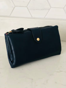 The City Purse - Navy - Chic Accessory