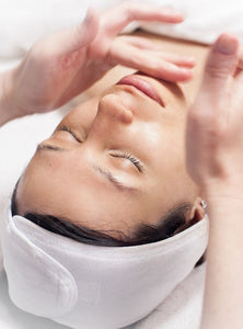 Back Neck and Shoulder Massage with a Dermalogica Luxury Facial