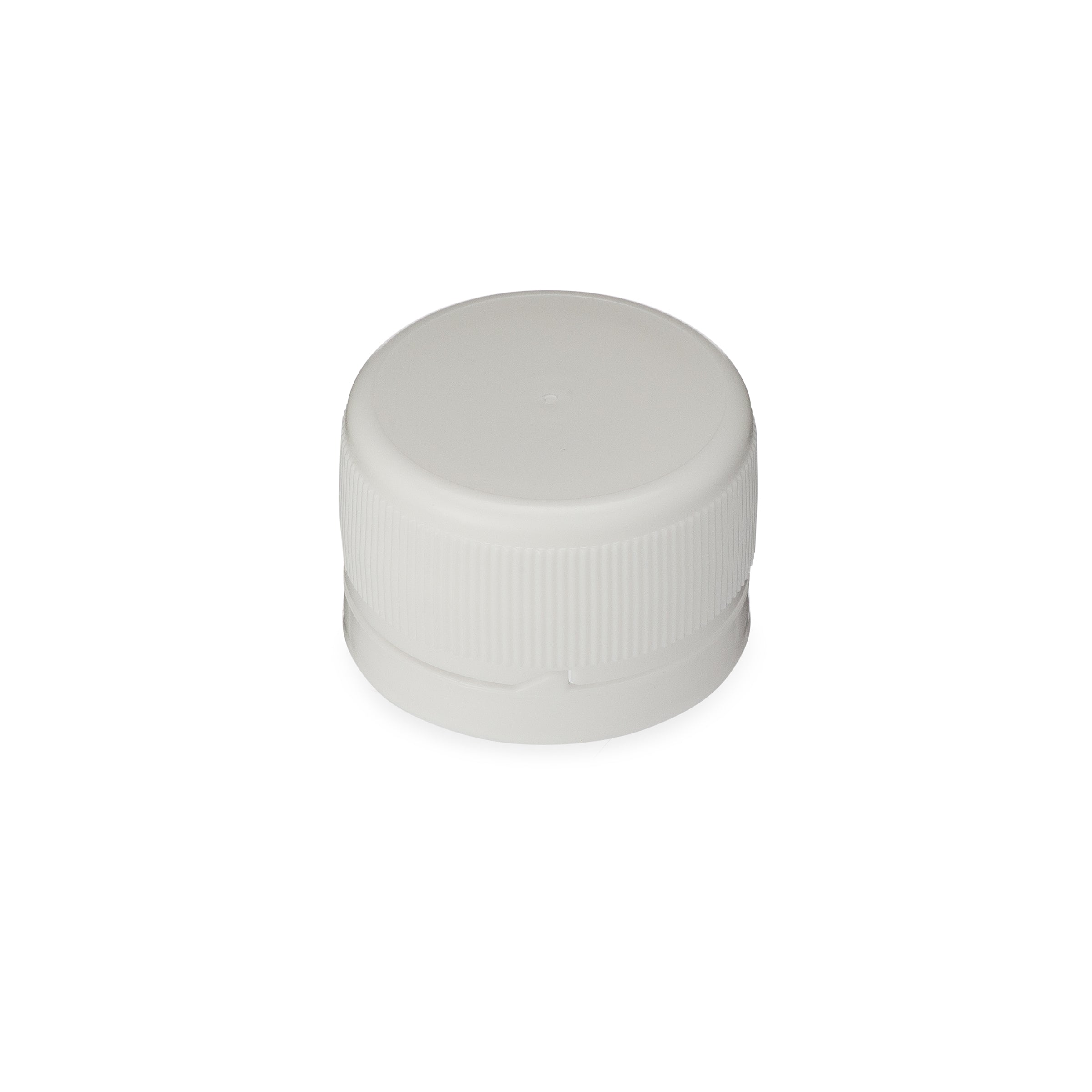Tamper Evident PP28 Syrup Cap, Self Sealing, With Liner - 2-11008