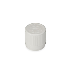 Child Resistant /  Tamper Evident Eurodrop Cap with Pouring Aid - 2-18172