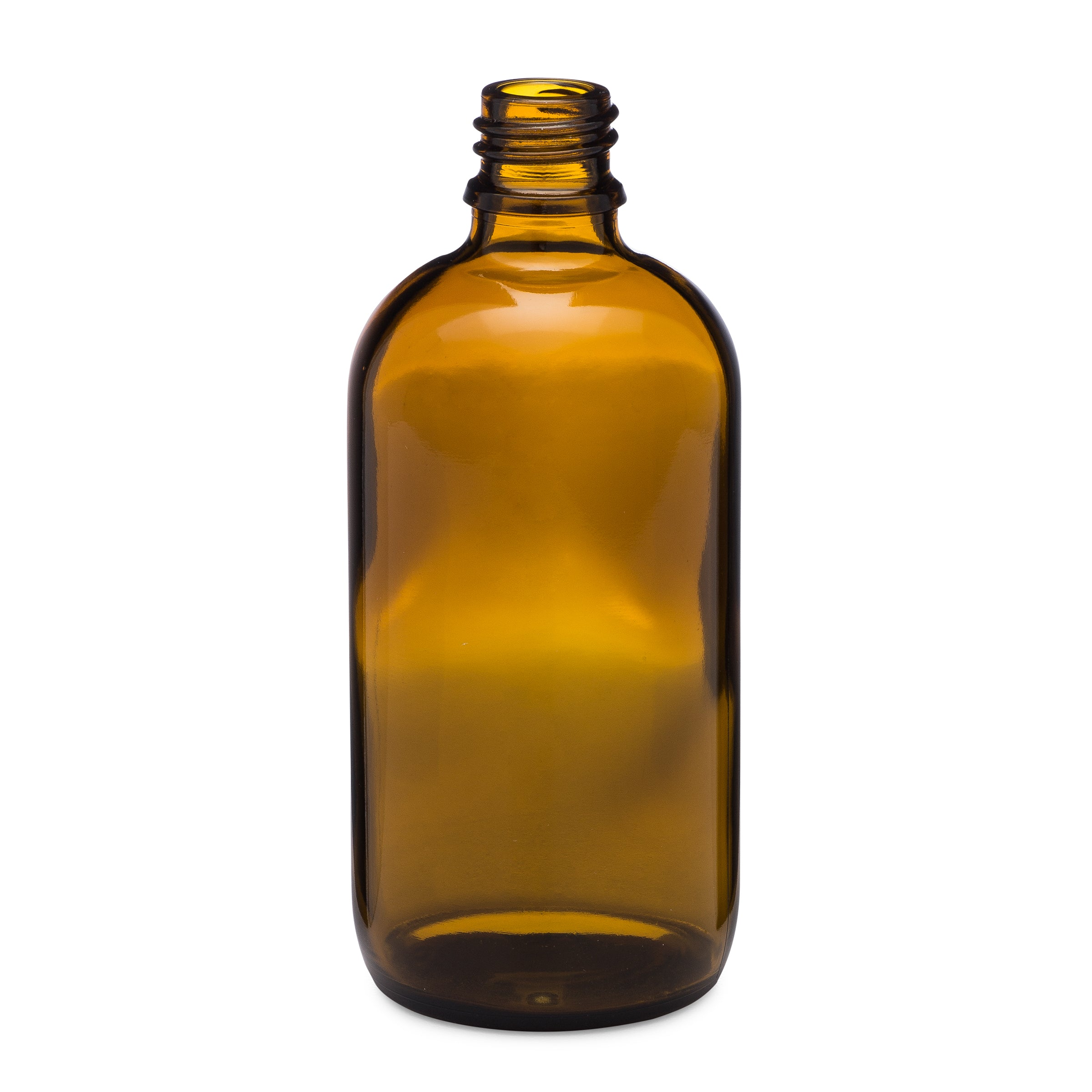 120ml/4oz Amber Dropper Bottle
