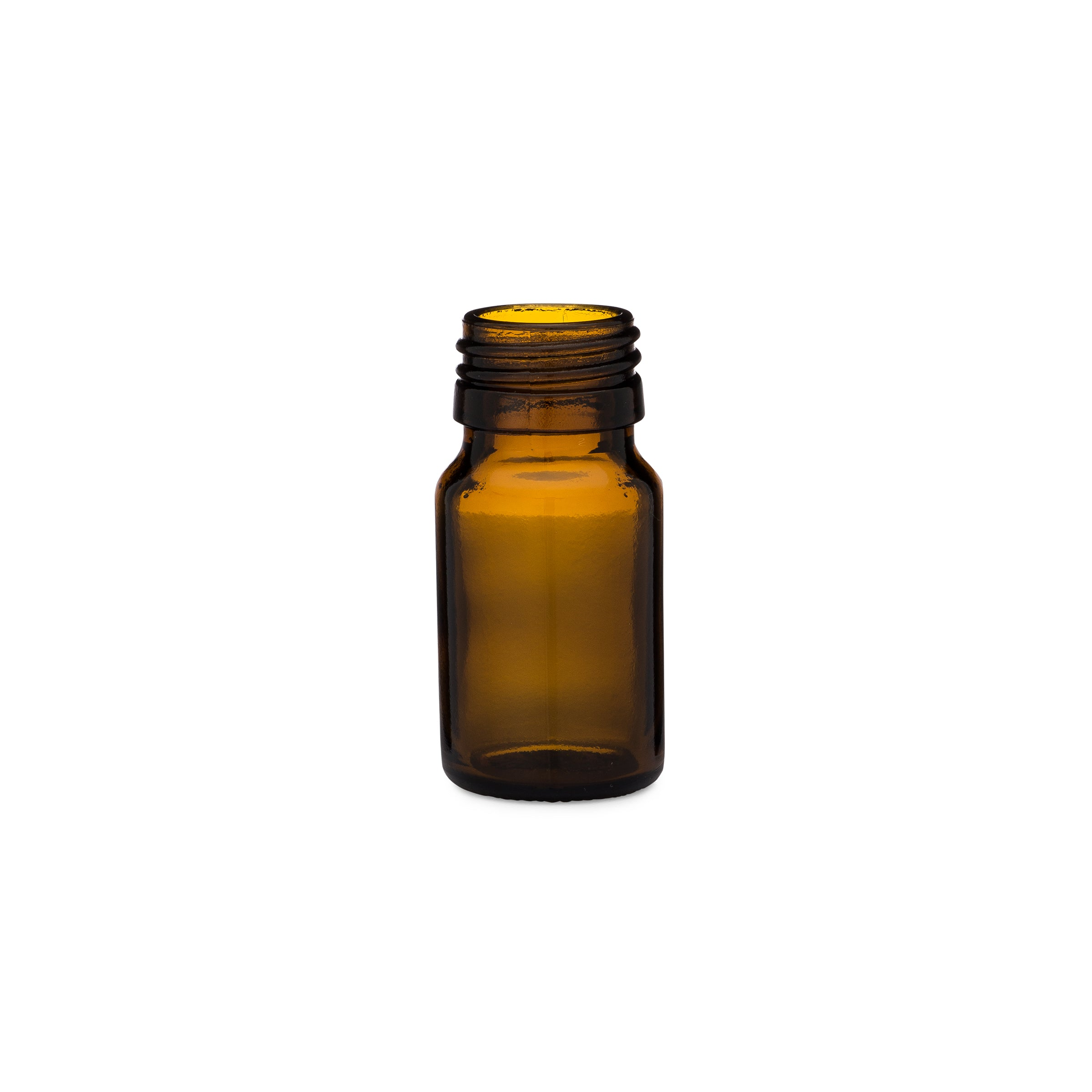 30ml Amber Syrup Bottle