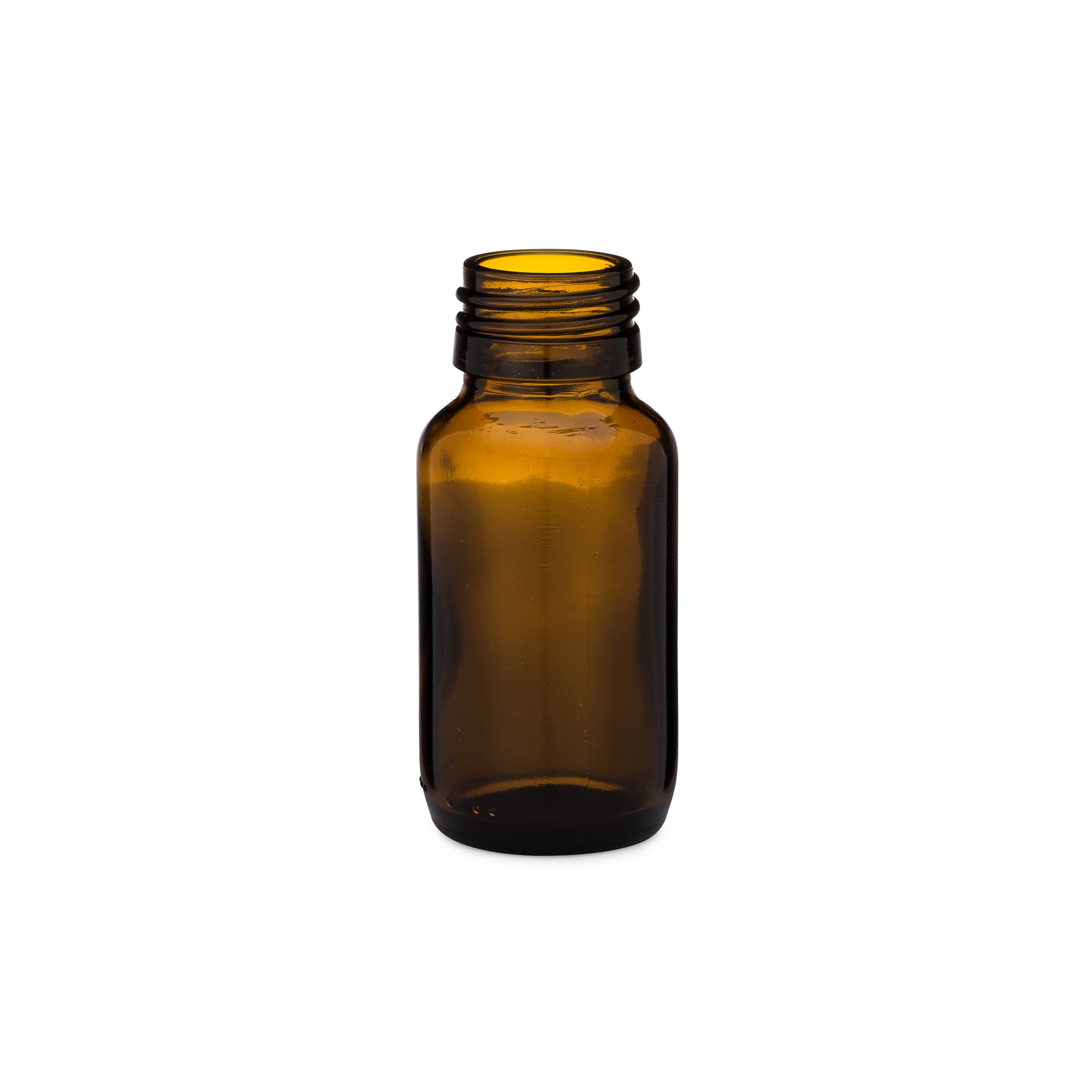 50ml Amber Syrup Bottle - 4-16149